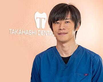 歯科医師:甲賀 晋平