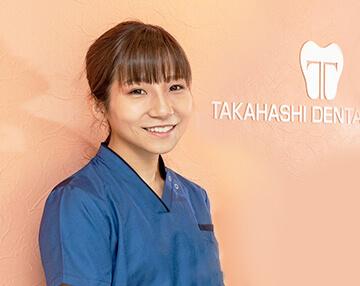 歯科医師:矢鳴 惠